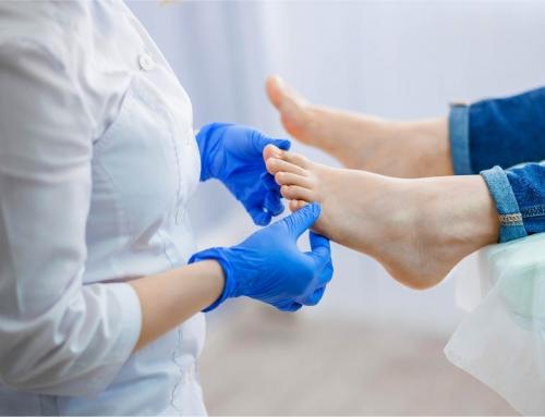 Diabetes en de voet